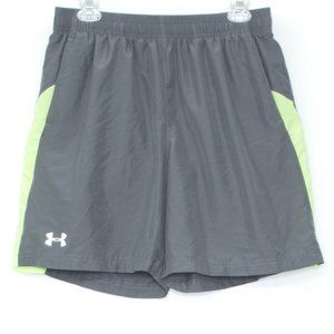 Under Armour Shorts Fitted Heat Gear Gray Large ES